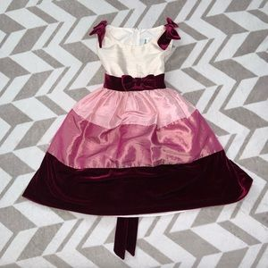 💜Rare Editions Dress Size 4T